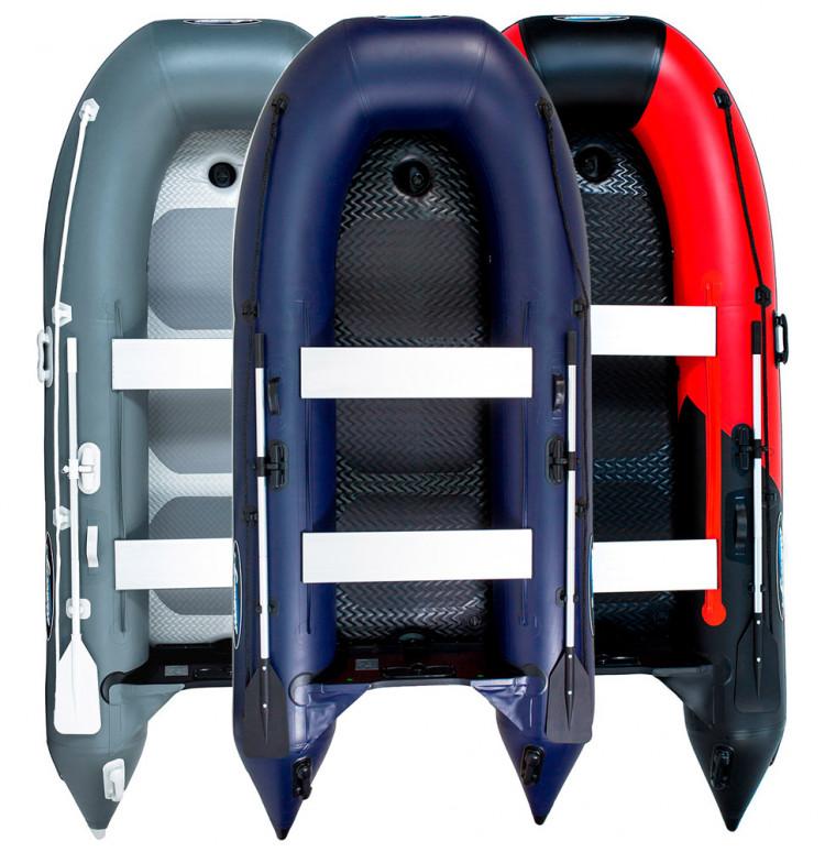 лодки с airdeck полом