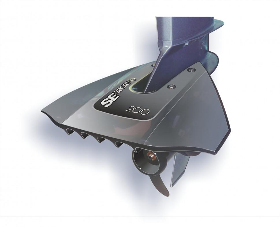 Анти крыло для лодочного мотора
