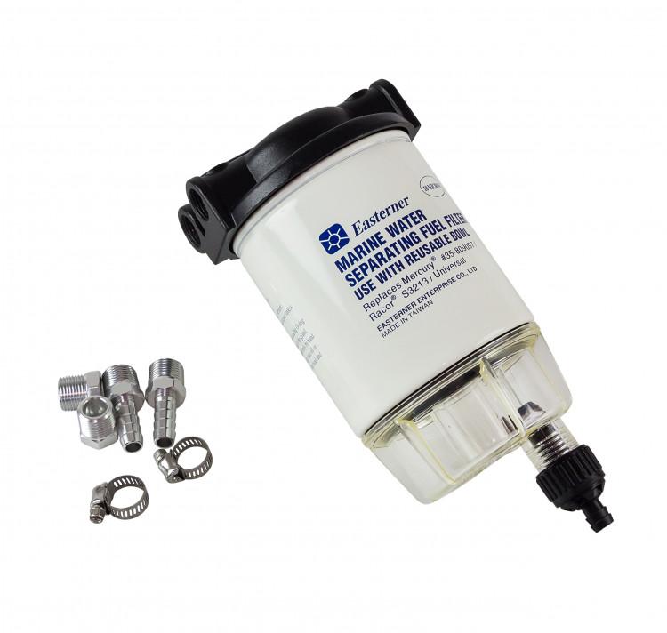 фильтр-сепаратор для лодочных моторов